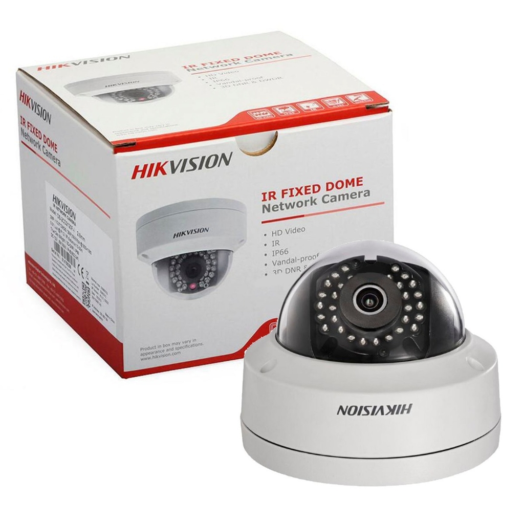Camera IP Dome HIKVISION DS-2CD1121-I (2MP)