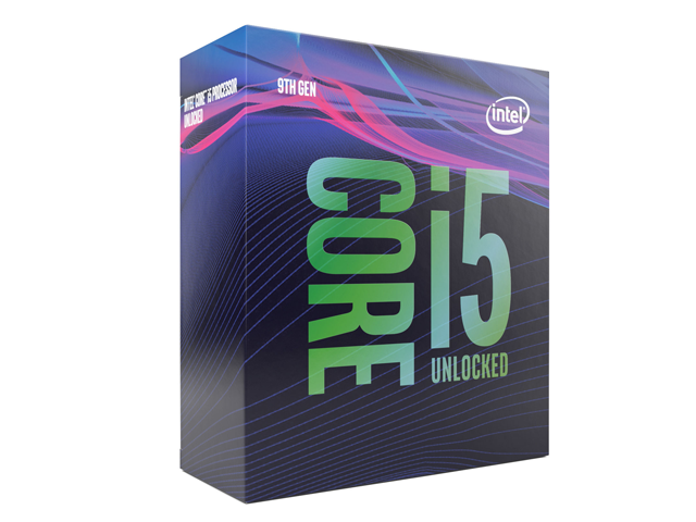 CPU Intel Core i5 9500 3.0 GHz turbo up to 4.3 GHz /6 Cores 6 Threads/ 9MB /Socket 1151/Coffee Lake