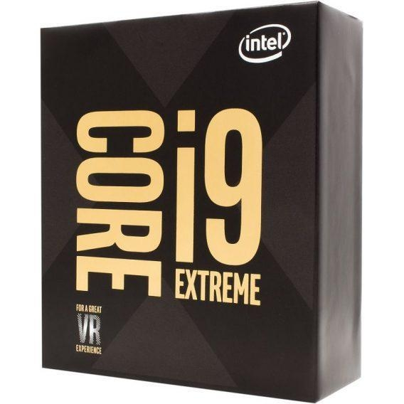 CPU Intel Core i9 7980XE EXTREME EDITION 2.6 GHz Turbo up to 4.2 GHz / 24.75 MB / 18 Cores, 36 Threads / Socket 2066