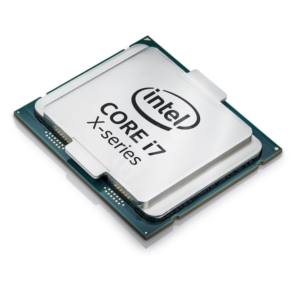 CPU Intel Core i7 - 7820X 3.6 GHz Turbo 4.3 Up to 4.5 GHz / 11MB / 8 Cores, 16 Threads / socket 2066