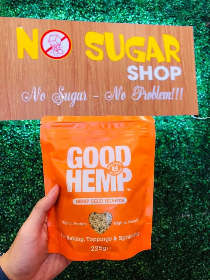 Hạt gai dầu  Goodhemp braham and murray 100%