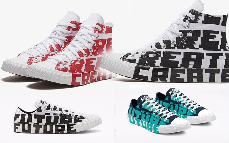 Giày Converse Chuck Taylor All Star Create Future - 168554V