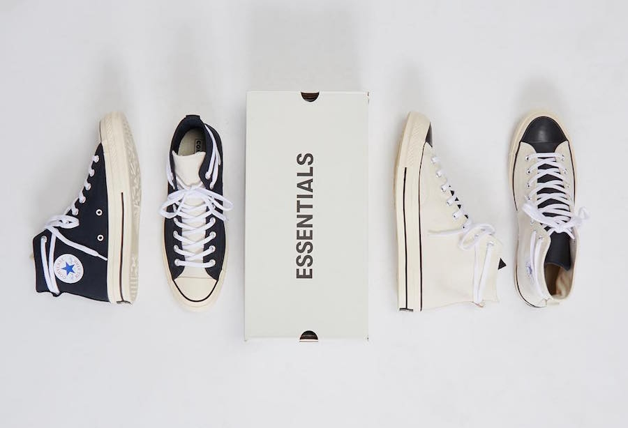Converse x FOG Essentials