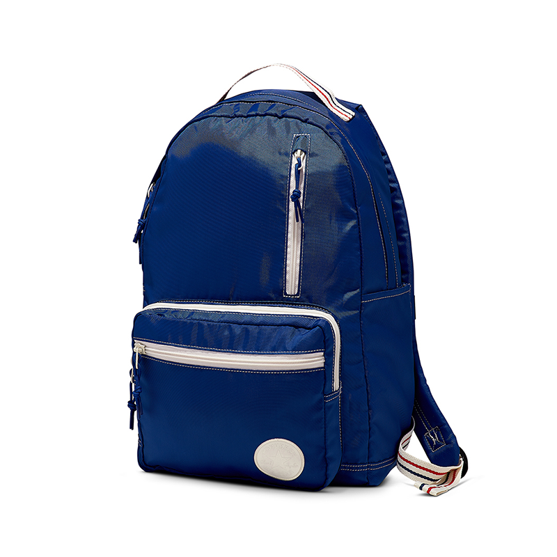 5f1a631f2 Converse Go Backpack - Blue / White Wear Vietnam