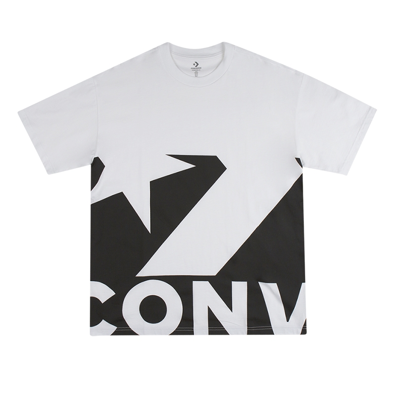 Áo Converse Star Chevron Icon Remix Short Sleeve - 10018381102