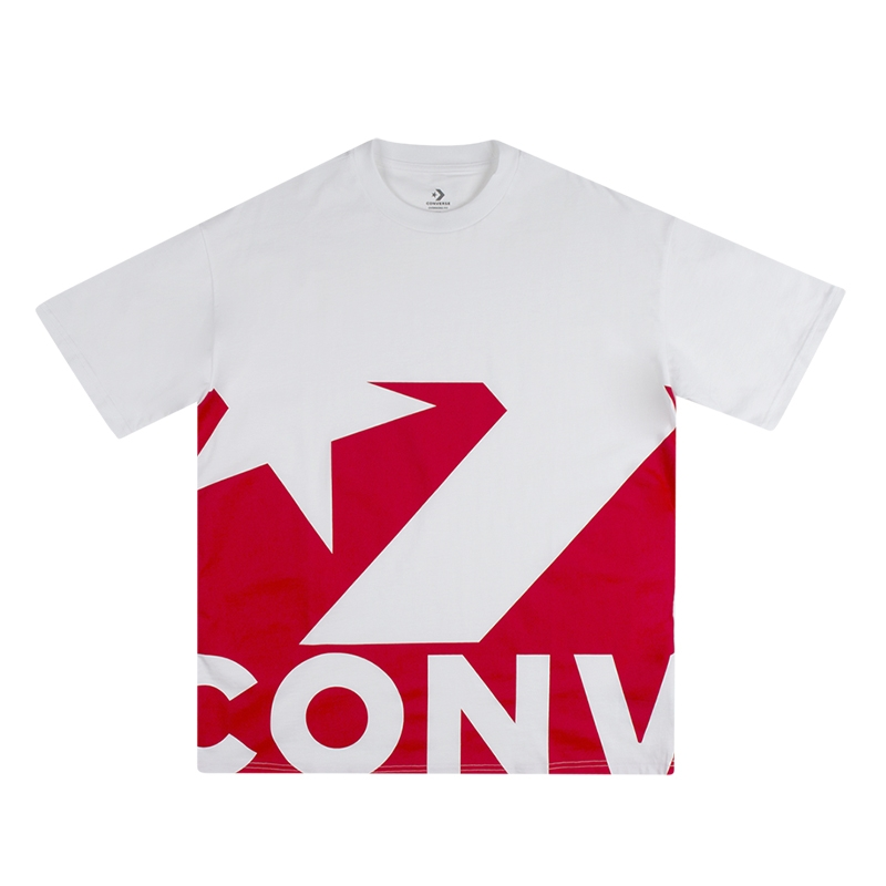 Áo Converse Star Chevron Icon Remix Short Sleeve - 10018381610