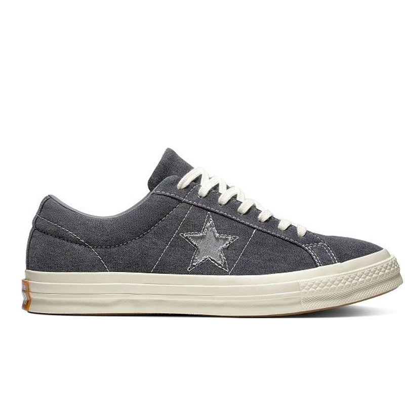 Giày Converse One Star Sunbaked Black Men Shoes - Low