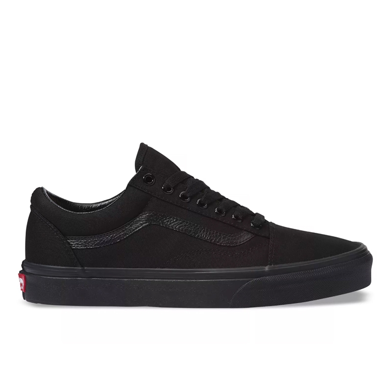 Giày Vans Old Skool All Black - VN000D3HBKA