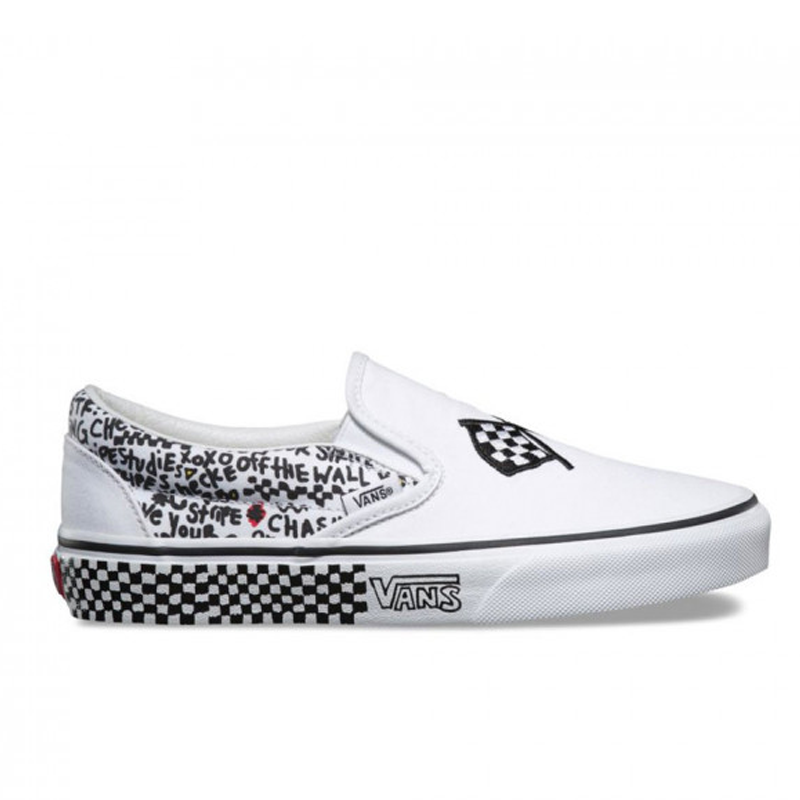 Giày Vans DIY Slip-On