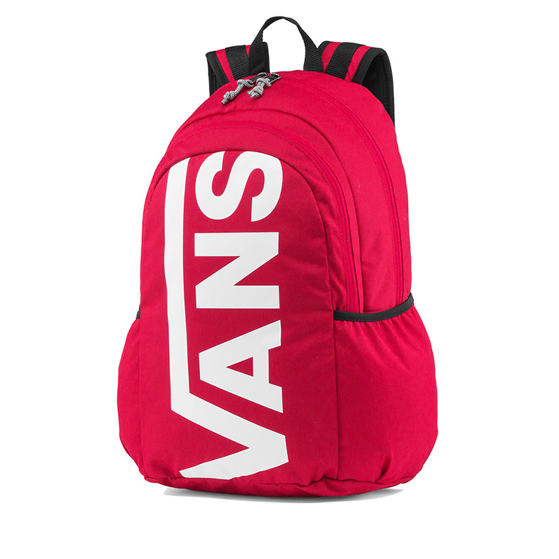 Balo Vans Strand Backpack Racing Red