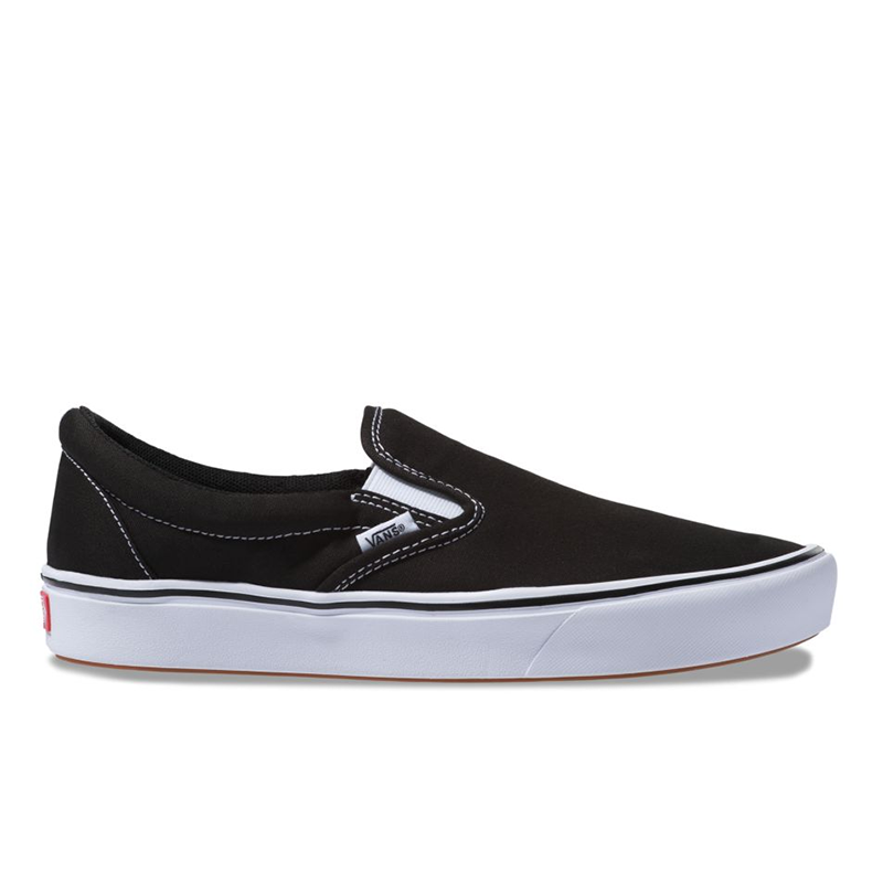 Giày Vans Slip-On Comfycush Black White