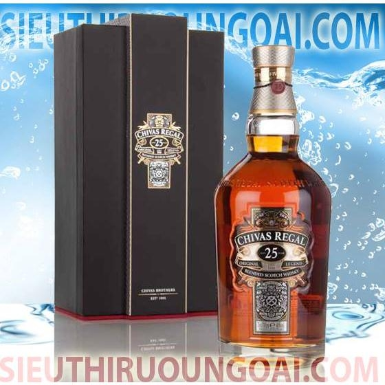 Chivas Regal 25 Years Original