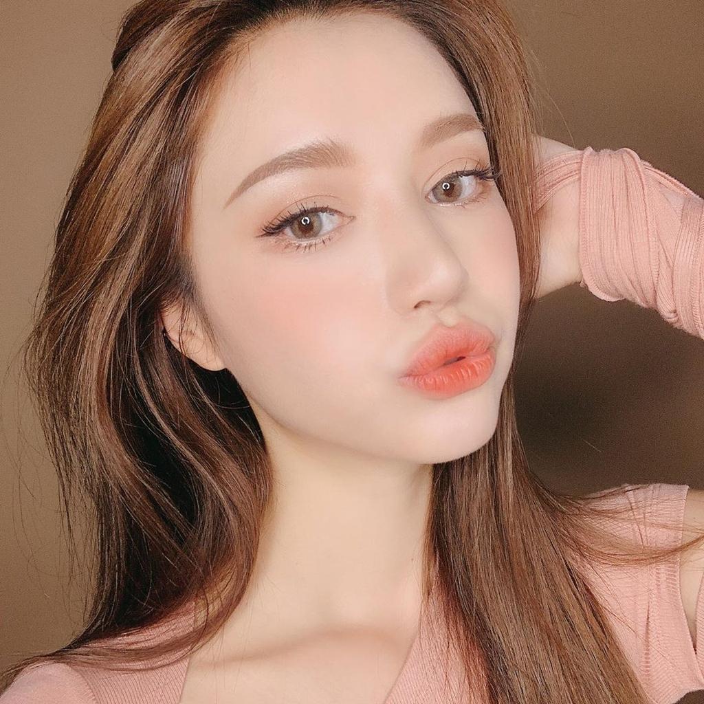 """Biến hóa đến tận 4 kiểu đẹp """"lịm tim"""" với layout makeup tông cam Kissme  Cosmetics"""