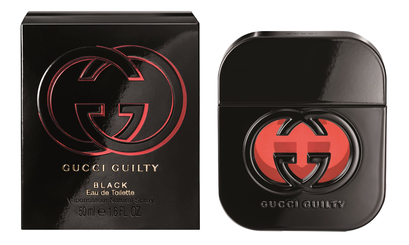 Nước Hoa Gucci Guilty Black pour femme EDT 75 ml