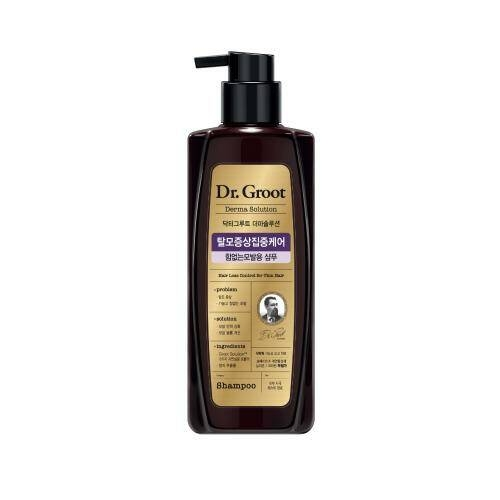 Dầu Gội Làm Dày Tóc Dr.groot Hair Loss Control For Thin Hair Shampoo 400ml