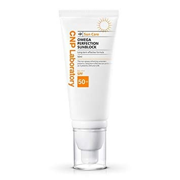 Kem Chống Nắng CNP Laboratory Omega Perfection Sunblock 50ml SPF 50+PA+++