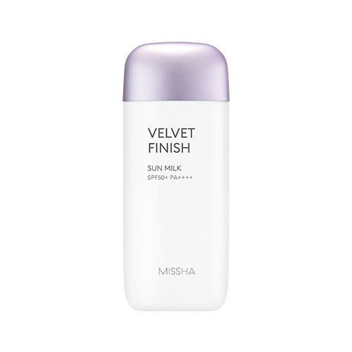 Sữa Chống Nắng Missha All Around Safe Block Velvet Finish Sun Milk - 70ml New 2018 SPF50+/PA+++