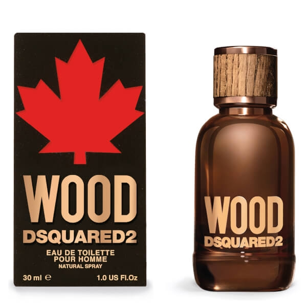 Nước Hoa Unisex Wood Dsquared2 Eau De Toilette Pour Homme Natural Spray 30ml