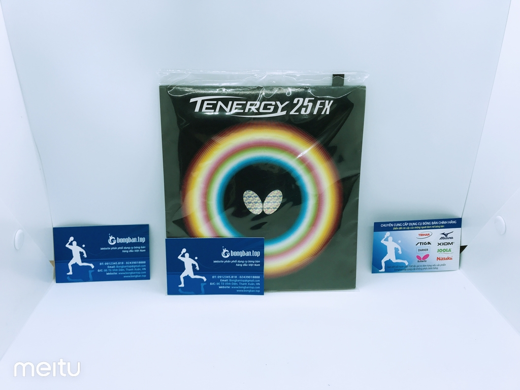 Mặt vợt Butterfly Tenergy 25FX