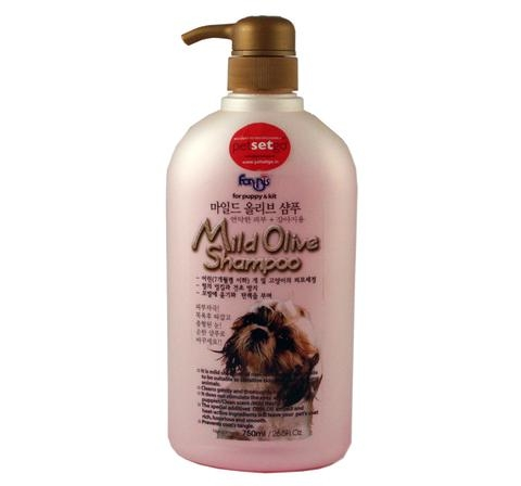 Forcans Mild olive shampoo