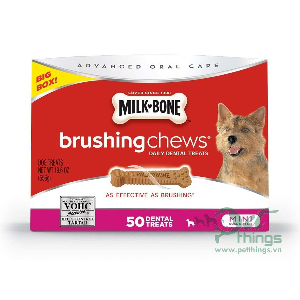 Milk-Bone Brushing Chews mini 19.6oz (556g)