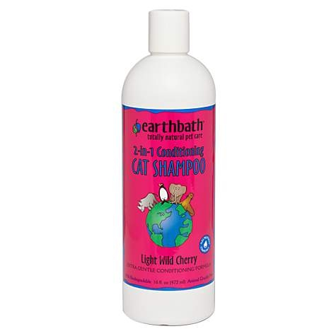 Earthbath Conditioning Formula with Aloe Vera Totally Natural Pet Shampoo