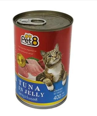 Pet 8 CaNgu-Tuna in jelly