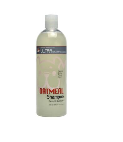 ULTRA Grooming Oatmeal and Shea Butter Shampoo