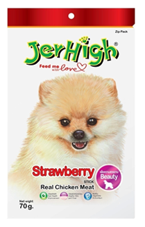 Jerhigh Strawberry 70g - Dâu