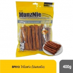 MUNZNIE Que Gà Mềm-Soft Chicken Stick BP013 400g