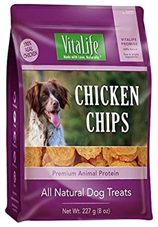 Vitalife JV04 Chicken Chips 227g