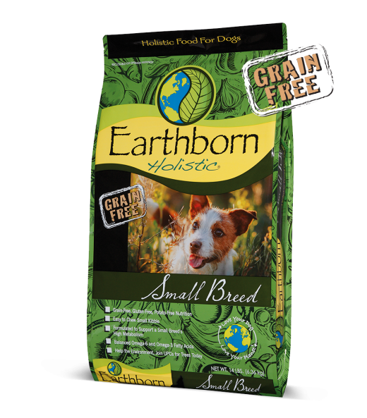Earthborn Small Breed 2.27kg