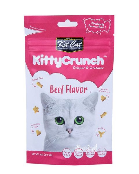 KIT CAT KITTY CRUNCH BEEF