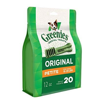 Greenies Dog Original Petite 340g-20pcs