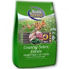 NutriSource Cat GrainFree Country 1kg