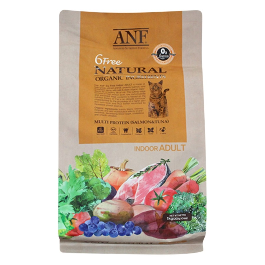 ANF Cat 2kg 6 Free Natural Indoor Adult