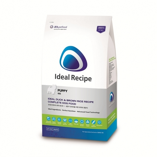 Ideal Recipe Chó Con - Dog Puppy 1kg