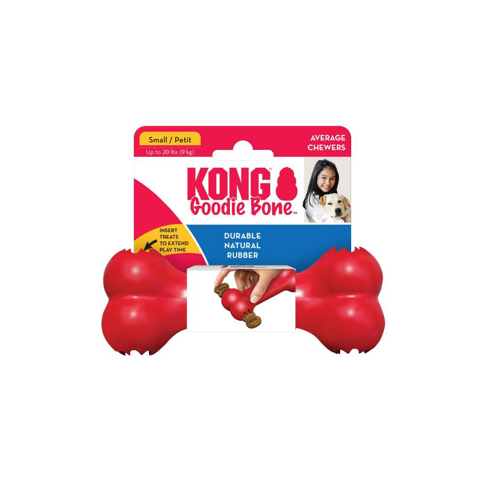 KONG Goodie Bone KB31 Sm