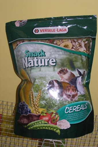 Snack nature Cereals