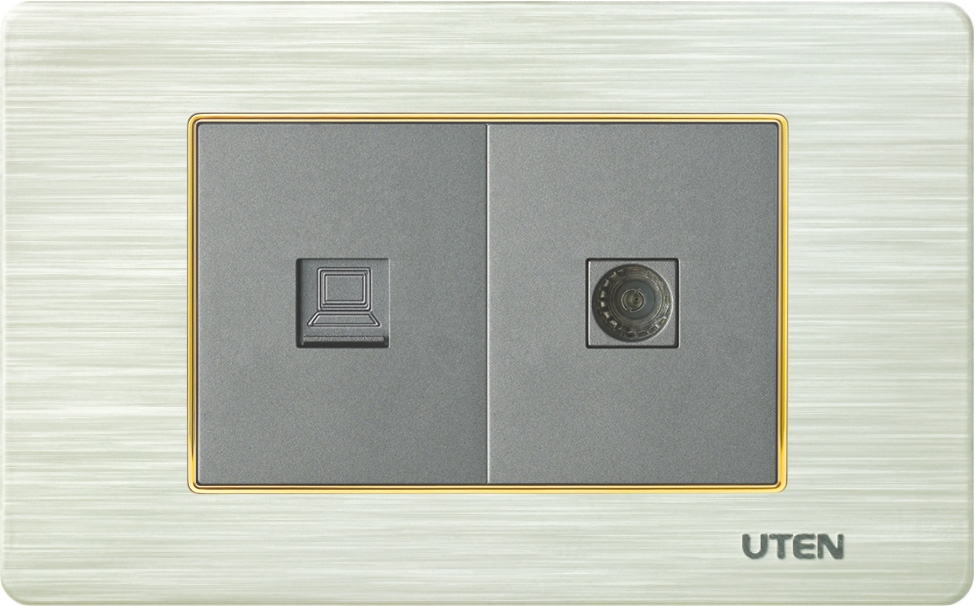 Bộ mạng và tivi cỡ M - V7