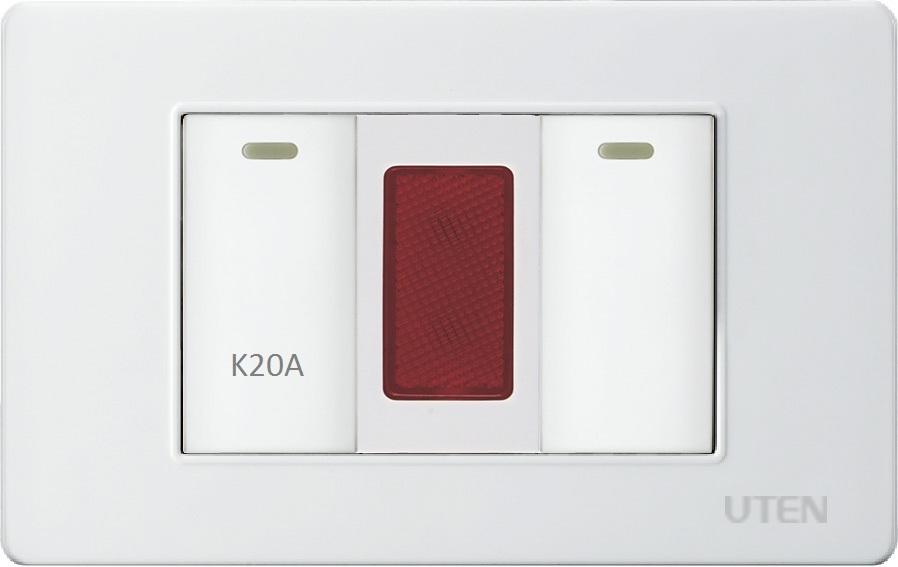 V3.0-Bộ hạt bình, đèn báo, công tắc