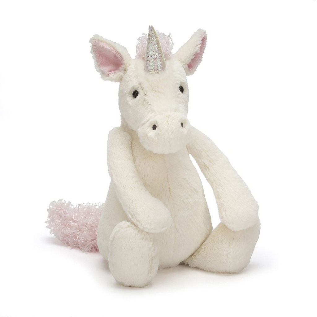Jelly Cat - Thú bông Bashful Unicorn