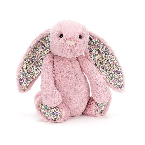 Jellycat - Blossom Bunny - Màu hồng Tulip   Kitchen Koncept