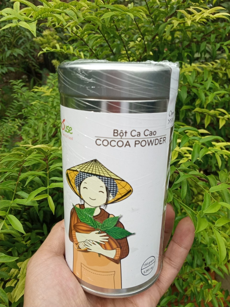 Bột Cacao Dalahouse - Lon 150g