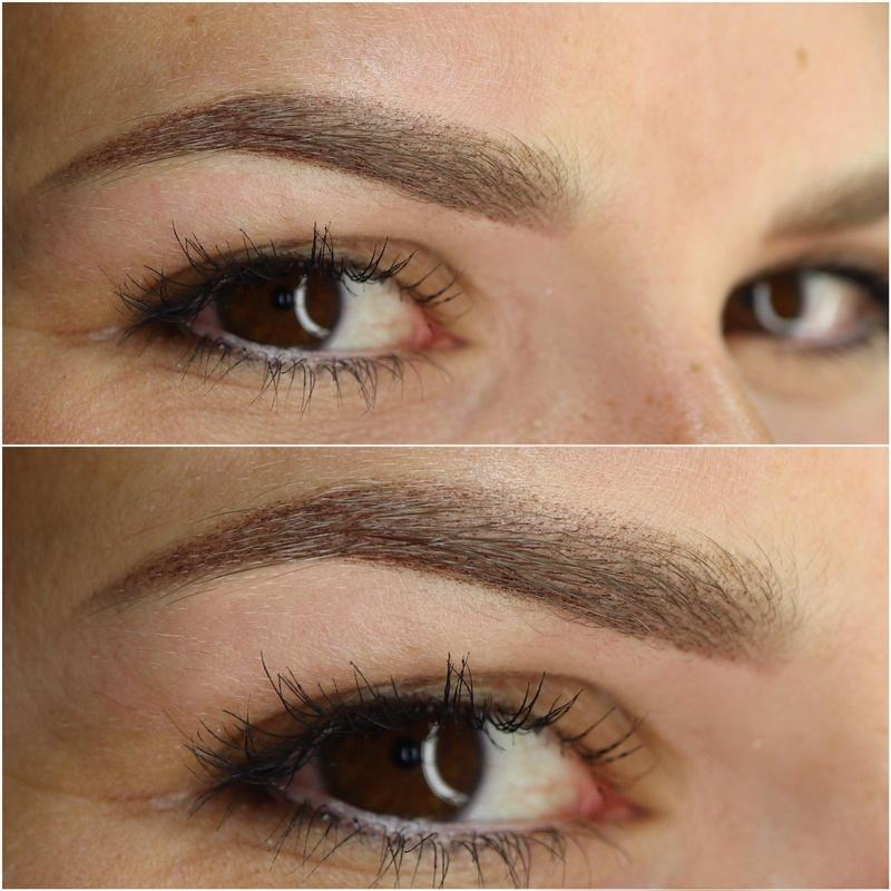 Powder Brows / Ombre Brows / Brows Shading