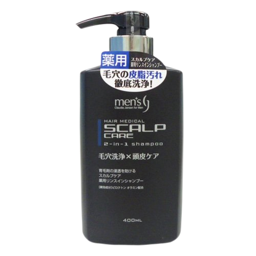 Dầu gội dược liệu Hair Medical Scalp Care