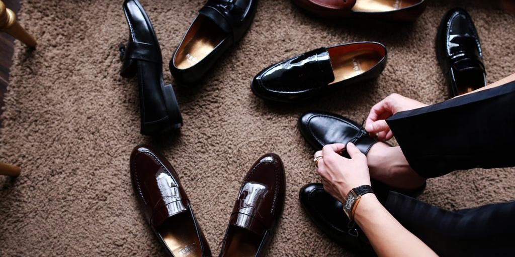 Cách đo size giày nam nữ chính xác với 5 bước đơn giản