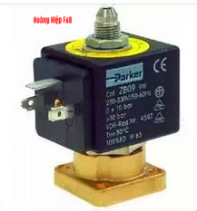 3 way - Solinoid valve parker - 230v/ 50-60hz