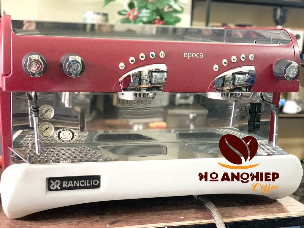 Rancilio Epoca E2 2group Like New 95% (2015)
