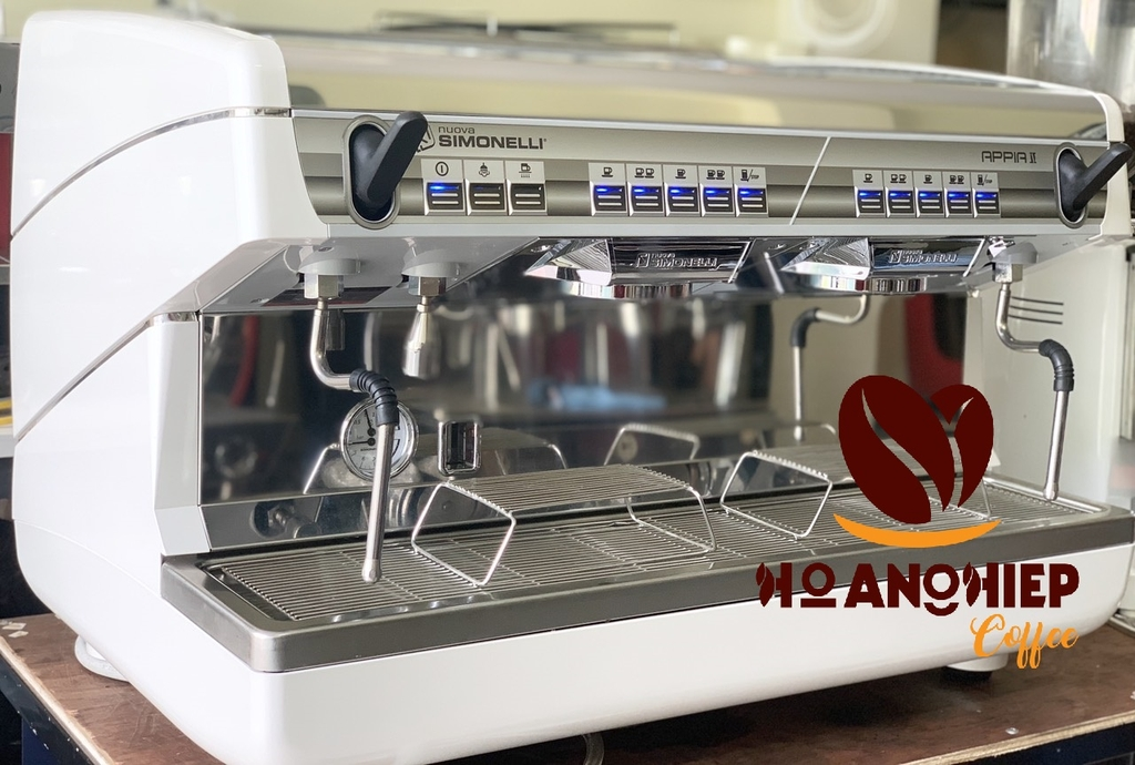 Nuova Simonelli Appia II 2group Like New 98% (2019)